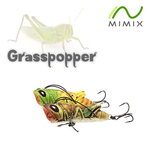 MIMIX GRASSPOPPER