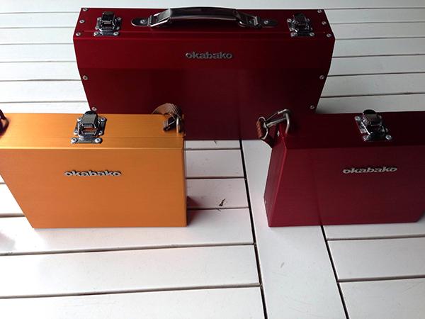 OKABAKO PORCH & T1 – GENUINE TACKLE BOX