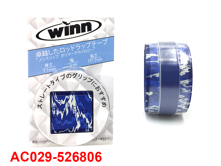 WINN JAPAN ROD WRAP SOW11-WBC