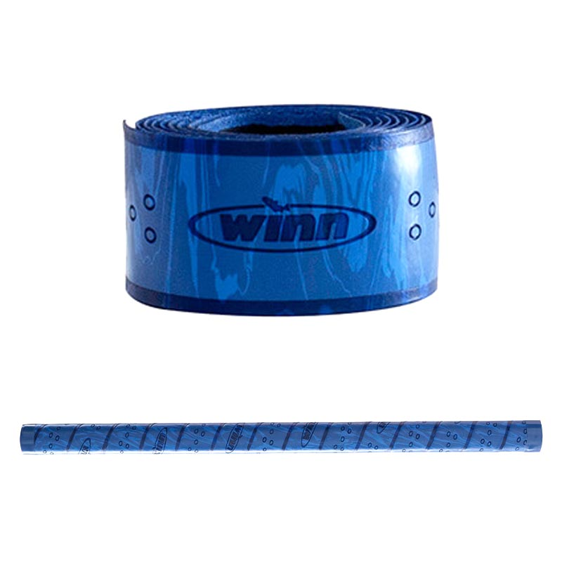 WINN JAPAN SHORT OVER WRAP BLUE CAMO