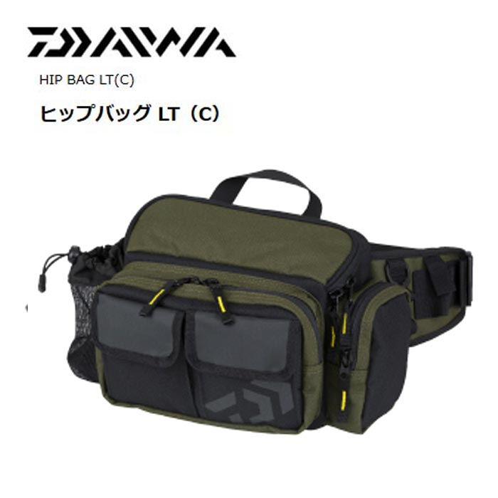 DAIWA HIP BAG LT (C) OLIVE