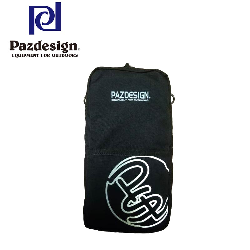 PAZDESIGN SIDEPOUCH II SAC-119 L BLACK