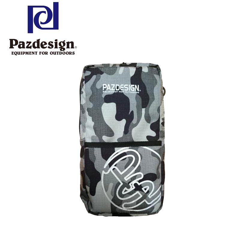 PAZDESIGN SIDEPOUCH II SAC-119 L GRAY CAMO