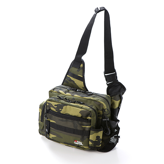 ABU GARCIA ONE SHOULDER BAG 2 #CAMO