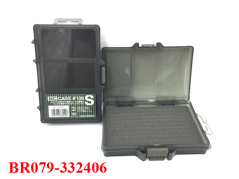 DAIICHISEIKO MC CASE #138S FLOIAGE GREEN