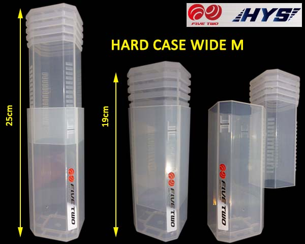 HIYOSHIYA HARD CASE WIDE M