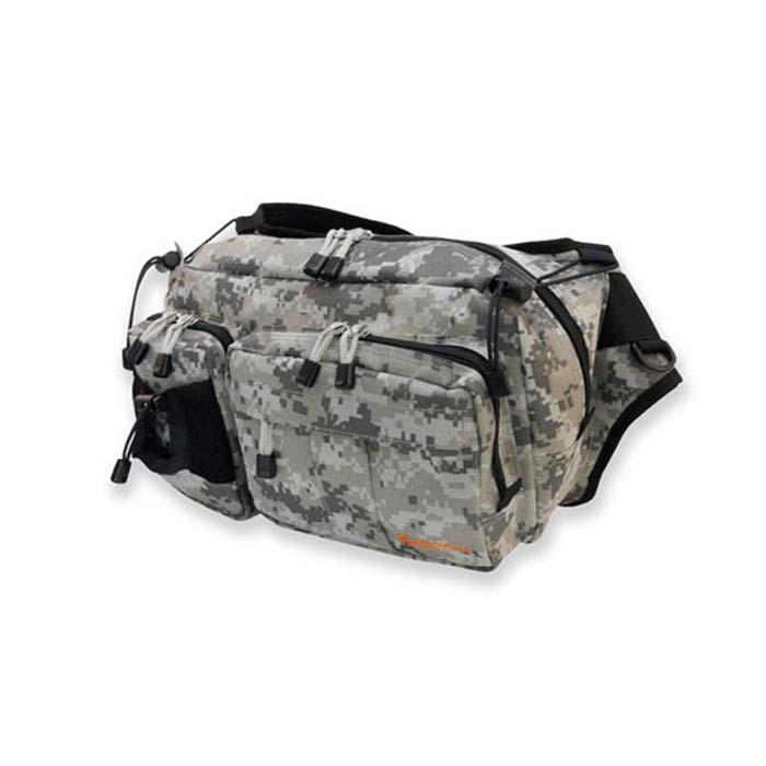 GEECRACK GEE602 HIP BAG TYPE-2 DEJICAMO GRAY