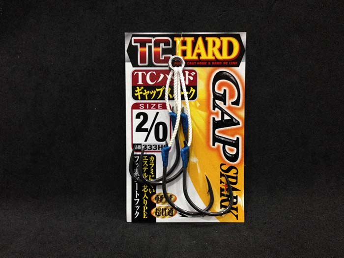 SHOUT TC HARD GAP SPARK #2/0