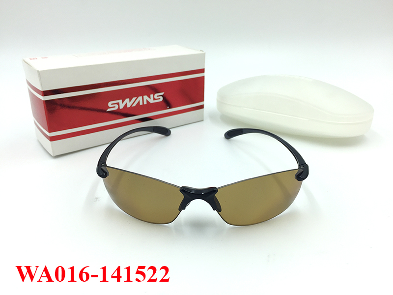 SWANS AIRLESS LEAF FIT POLARIZED LENS SALF-0065