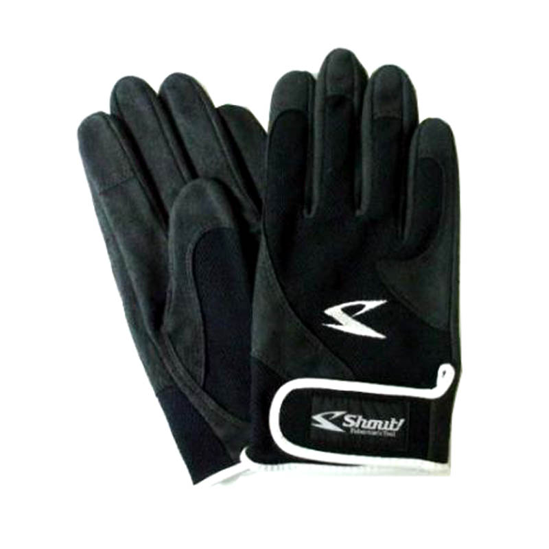 SHOUT JIGGING GLOVES 15-JG BLACK