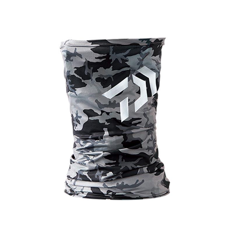 DAIWA COOL NECK FACE COVER DA-97008 FREE BLACK CAMO