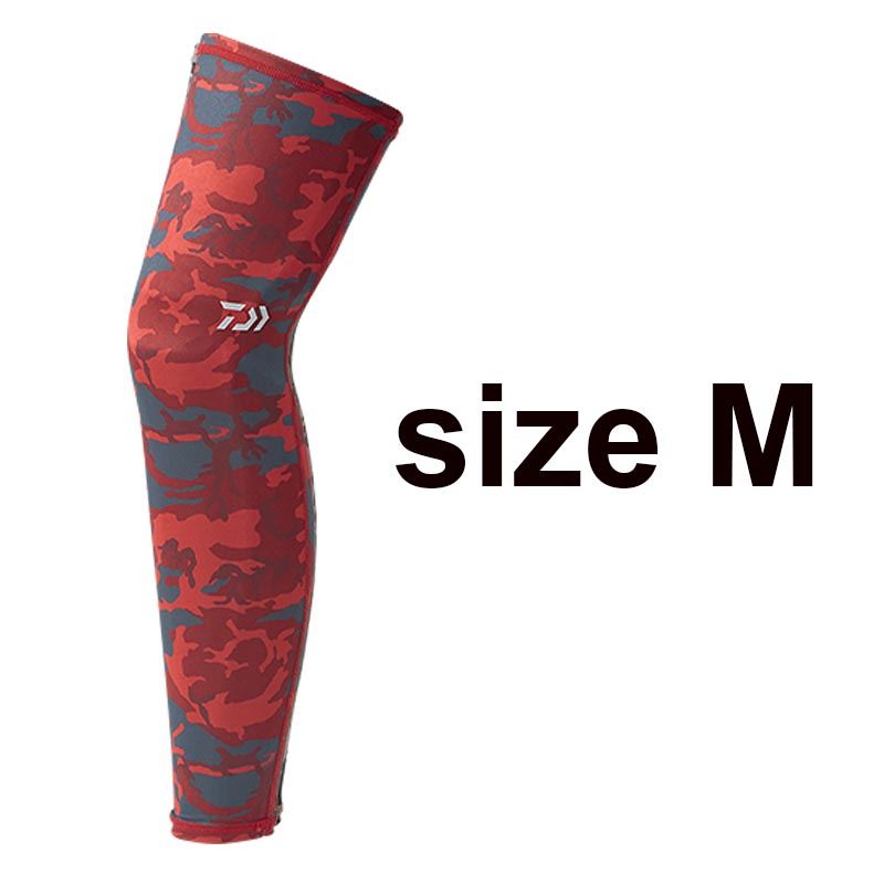 DAIWA COOL LEG COVER DA-52008 RED CAMO M
