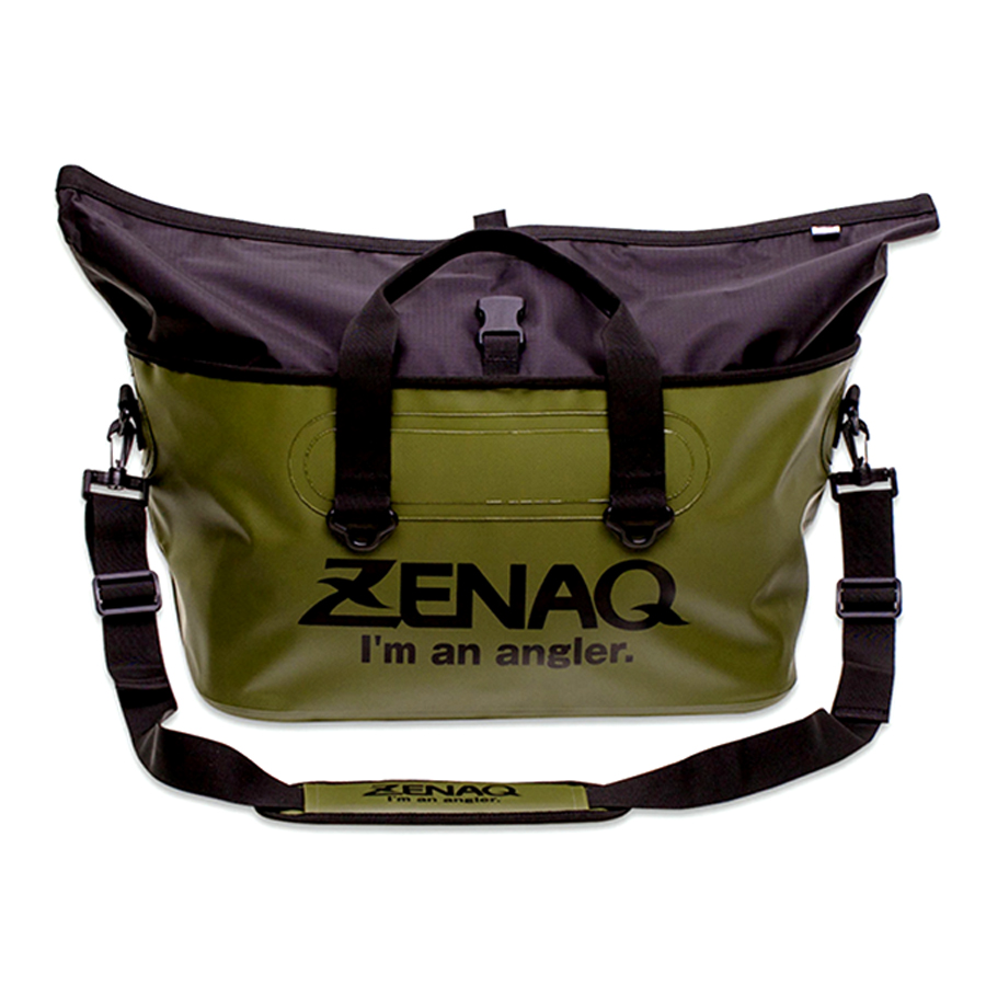 ZENAQ FIELD BAG #OLIVE