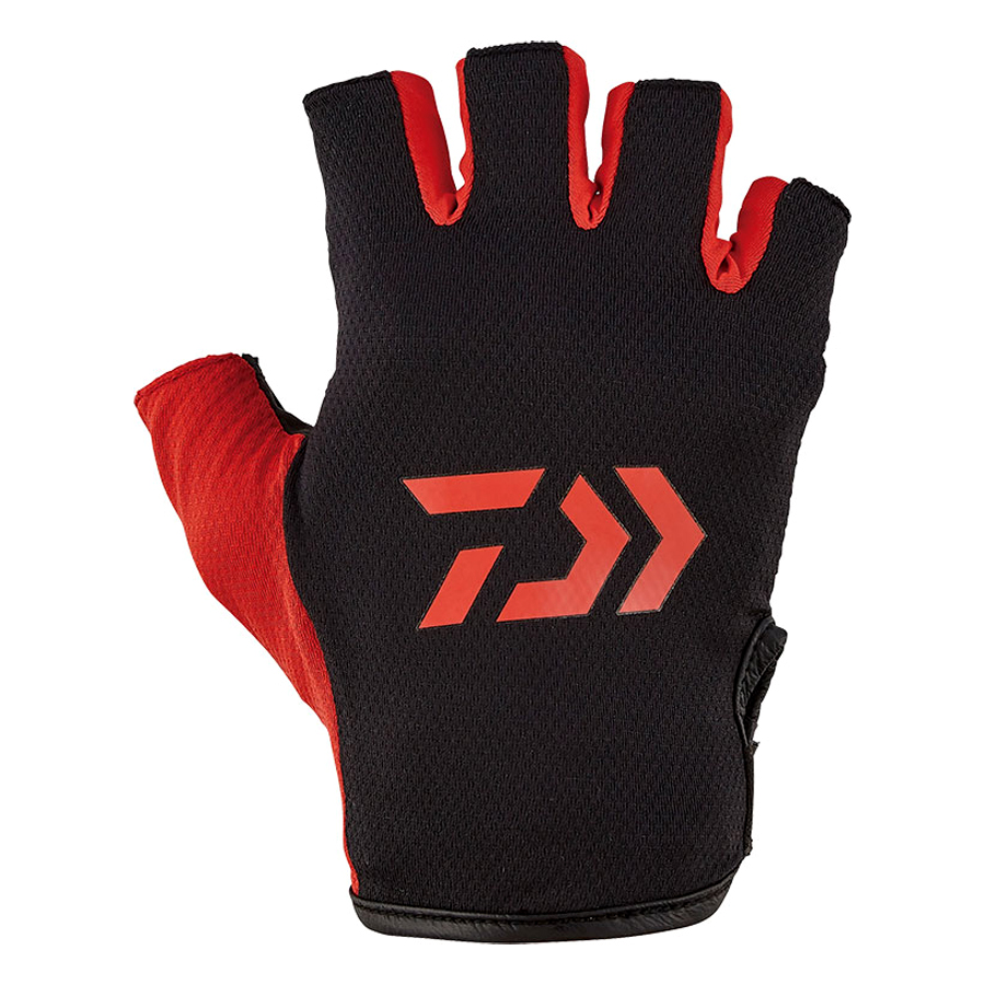 DAIWA GLOVES 5-CUTS DG-65020 #RED SIZE L