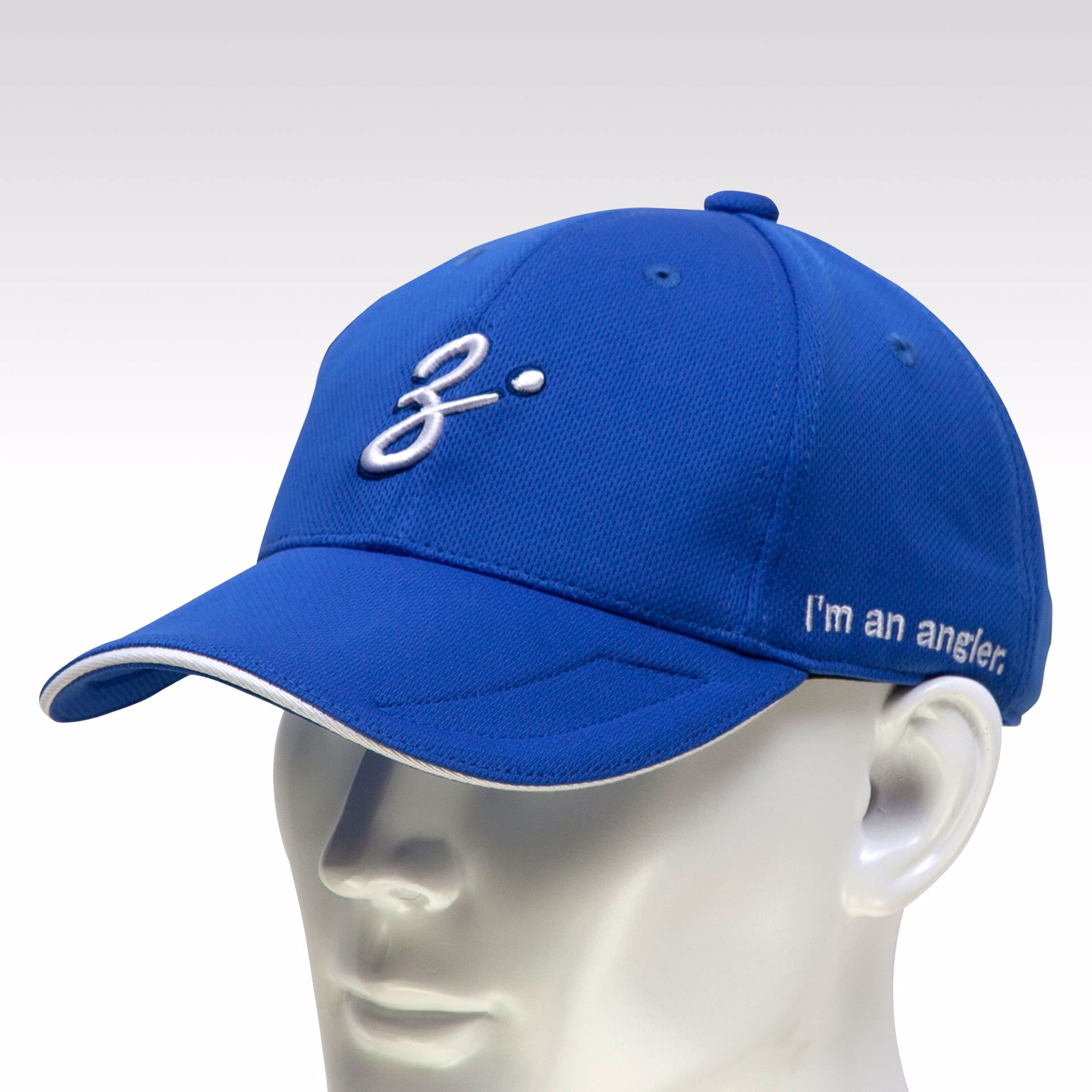 ZENAQ ATHLETE CAP #BLUE