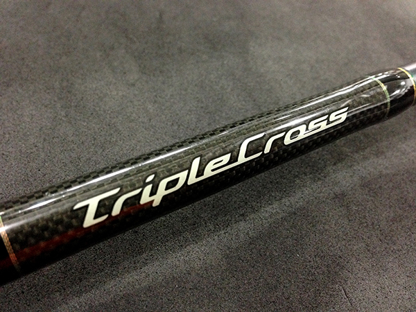 MAJOR CRAFT TRIBLE CROSS TC-962PE (USED)