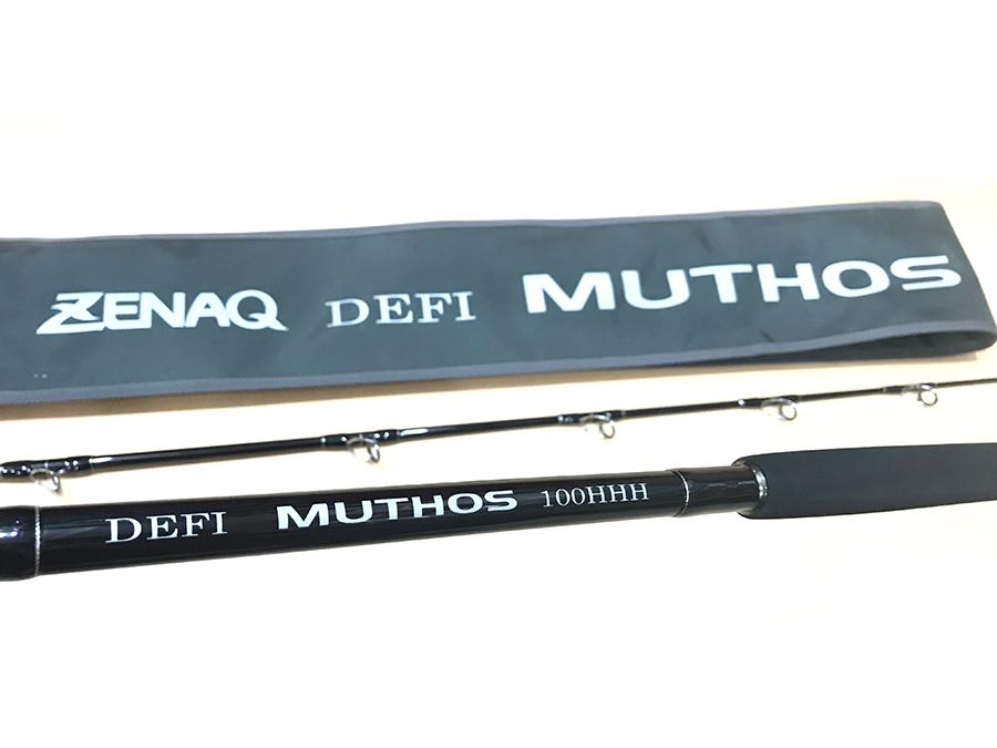 ZENAQ MUTHOS DM 100HHH-GT