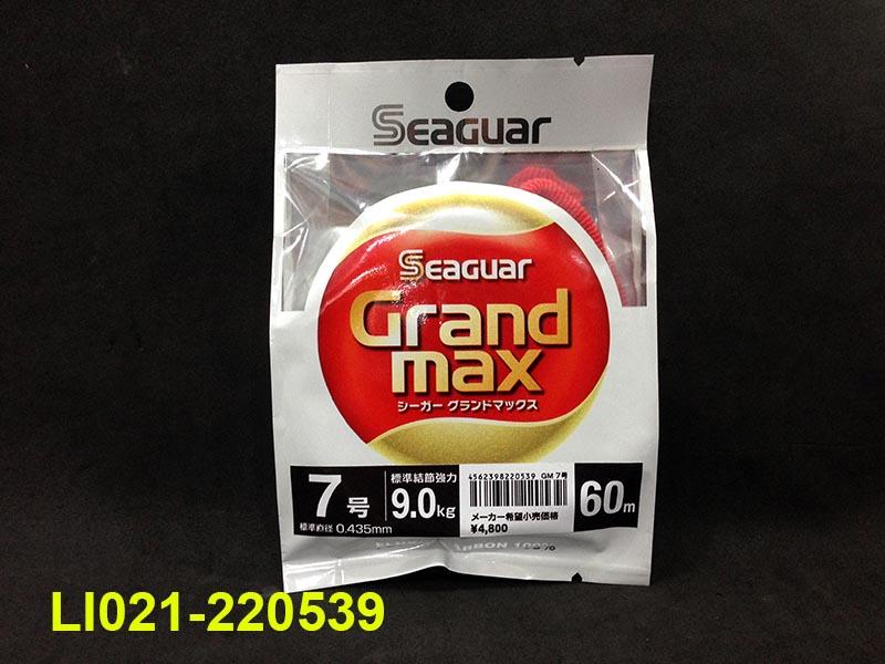 SEAGUAR GRANDMAX 60M 単品 #7