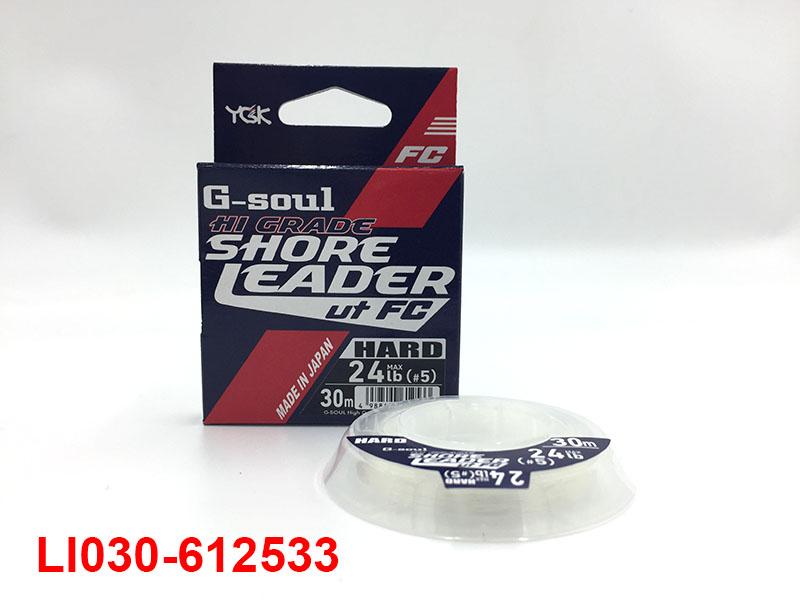 YGK HI-GRADE SHORE LEADER UT FC HARD #5 - 24LB