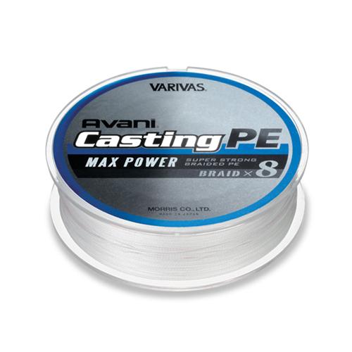 VARIVAS AVANI CASTING PE MAX POWER 300M #6