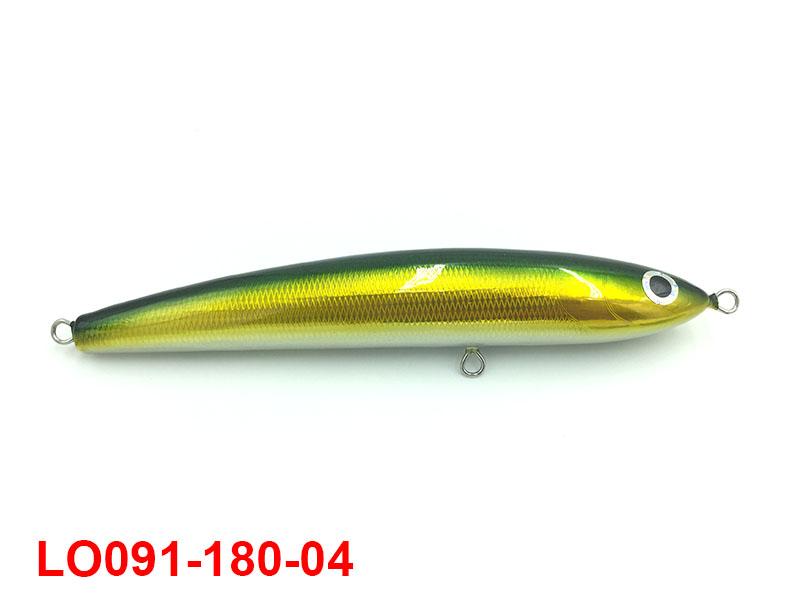 HOTS KEIKO OCEAN 180 #04 A.GOLD GREEN
