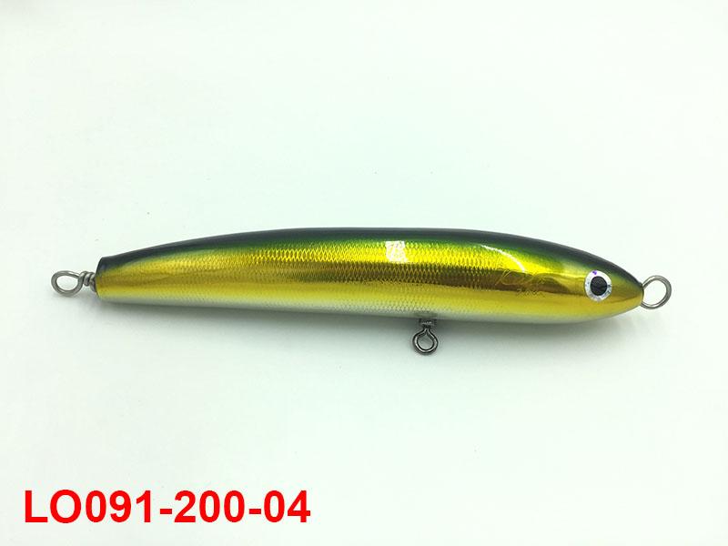 HOTS KEIKO OCEAN 200 #04 A.GREEN GOLD