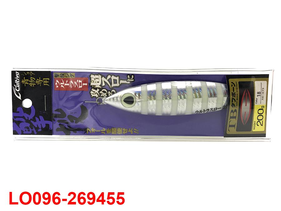 OWNER GEKITOH JIG ULTRA SLOW 200G #18