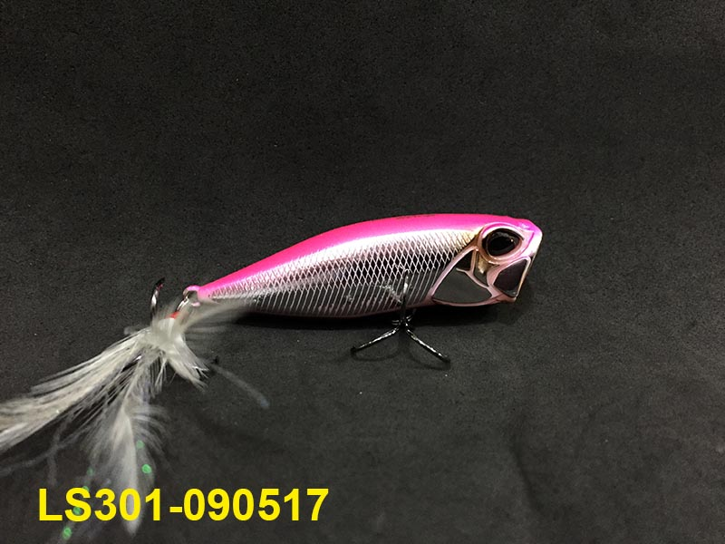 DUO REALIS POPPER 64 PINK CHROME