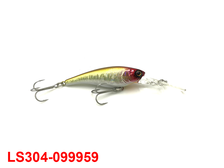 JACKALL SOUL SHAD 58SP #HL FLASH CLOWN