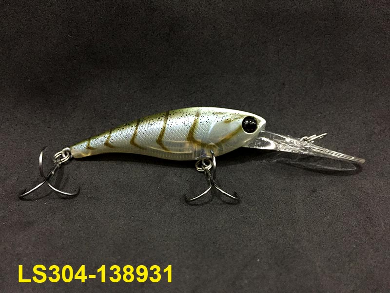 JACKALL SOUL SHAD 58SP SIGHT BOTTOM SHRIMP