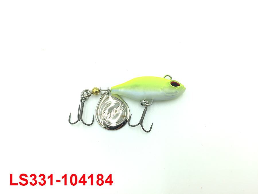 DUO REALIS SPIN 38 #CCC3028 GHOST CHART