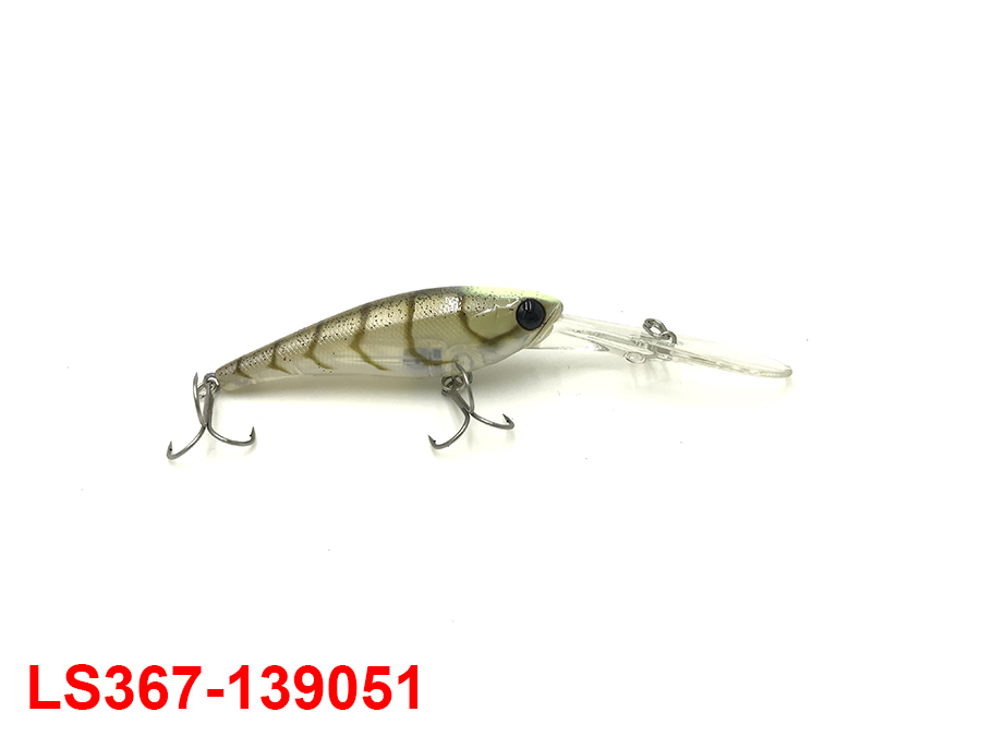 JACKALL SOUL SHAD 62DDR SP #SIGHT BOTTOM SHRIMP