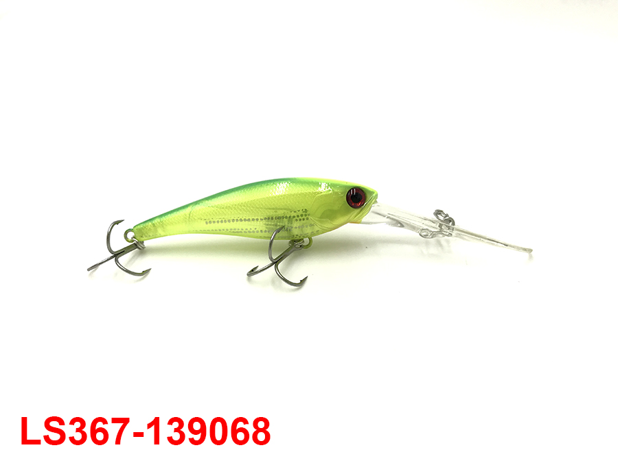 JACKALL SOUL SHAD 62DDR SP #SIGHT SHIGURE LIME CHARTREUSE