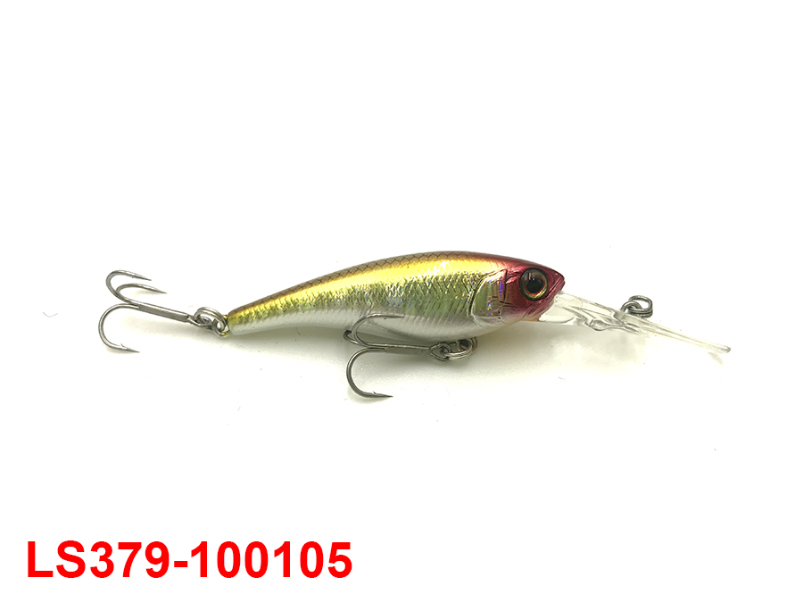 JACKALL SOUL SHAD 45SP #HL FLASH CLOWN