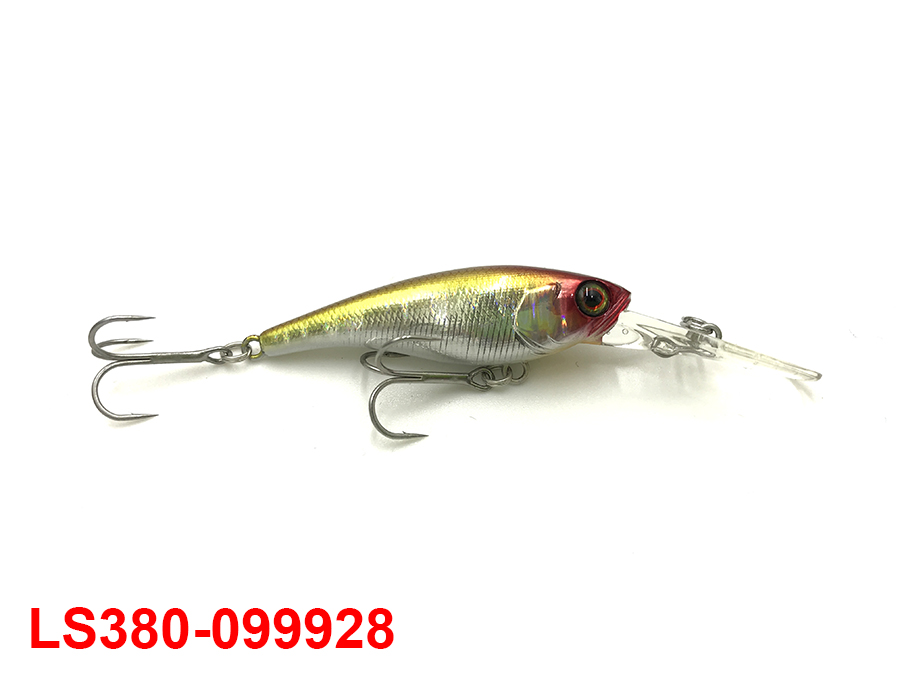 JACKALL SOUL SHAD 52SP #HL FLASH CLOWN