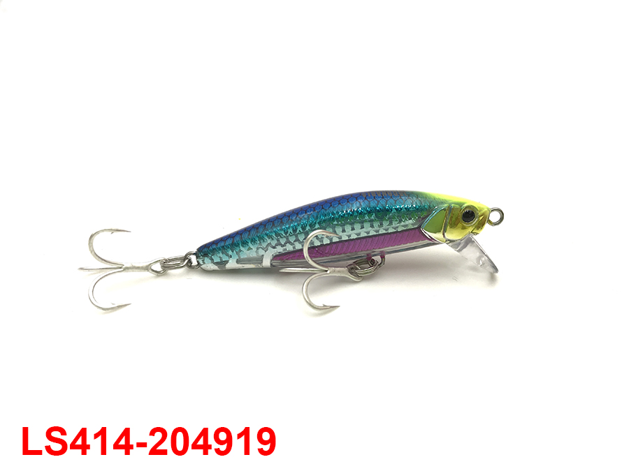 JACKALL BIG BACKER JACONABLA MINNOW 60 #MEIMETSU HARAPIN