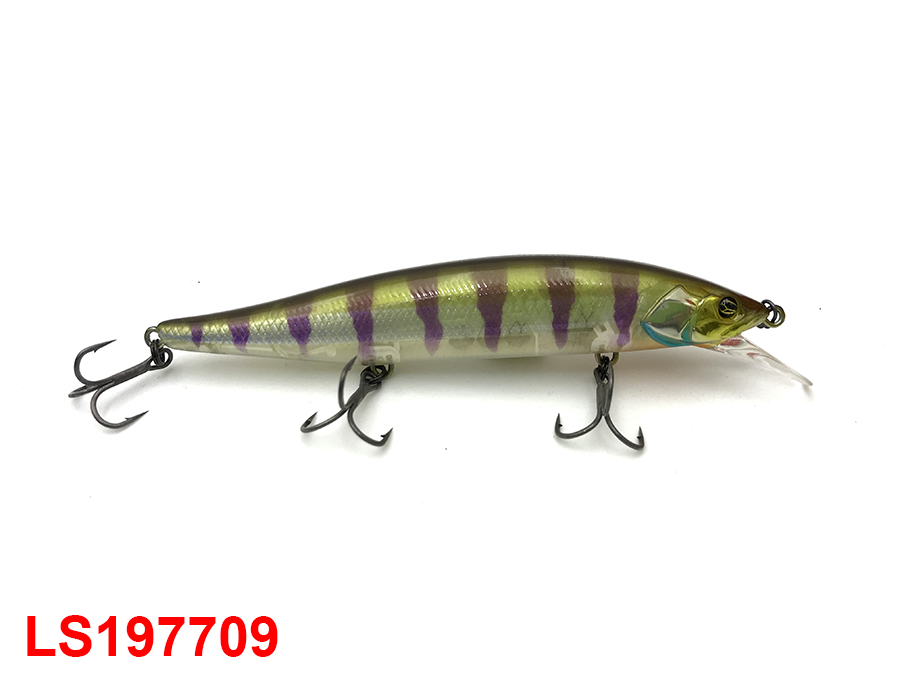 JACKALL RV-MINNOW 110SP #GHOST GILL