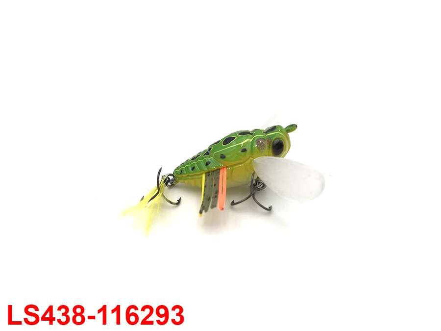 DUO REALIS SHINMUSHI CICADA #CCC3265 FROGSTER FLY