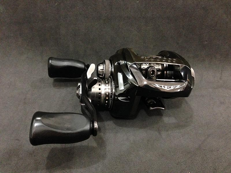 DAIWA STEEZ LIMITED SV 105XH (USED)