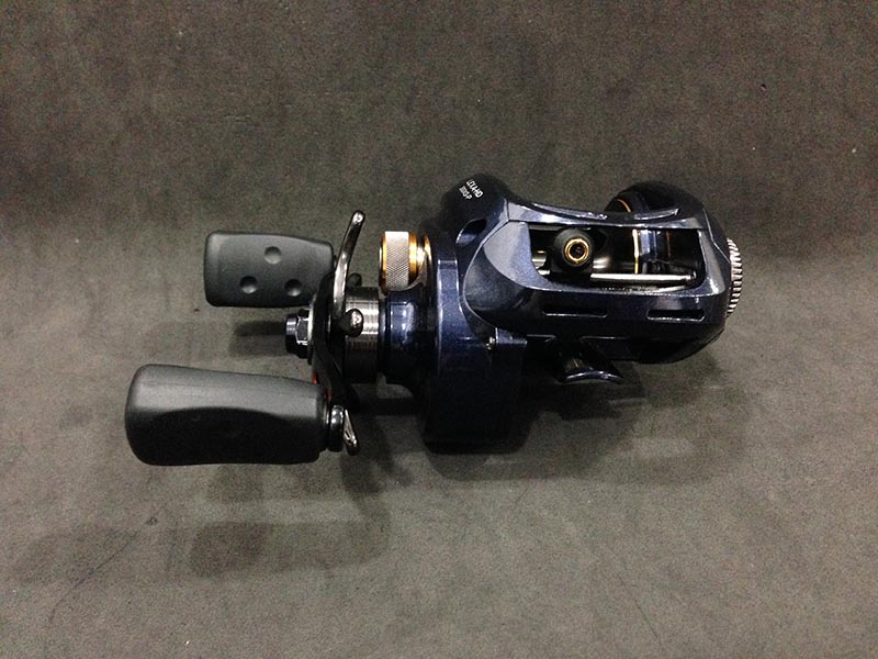 DAIWA LEXA HD 300XS-P MODEL USA (USED)