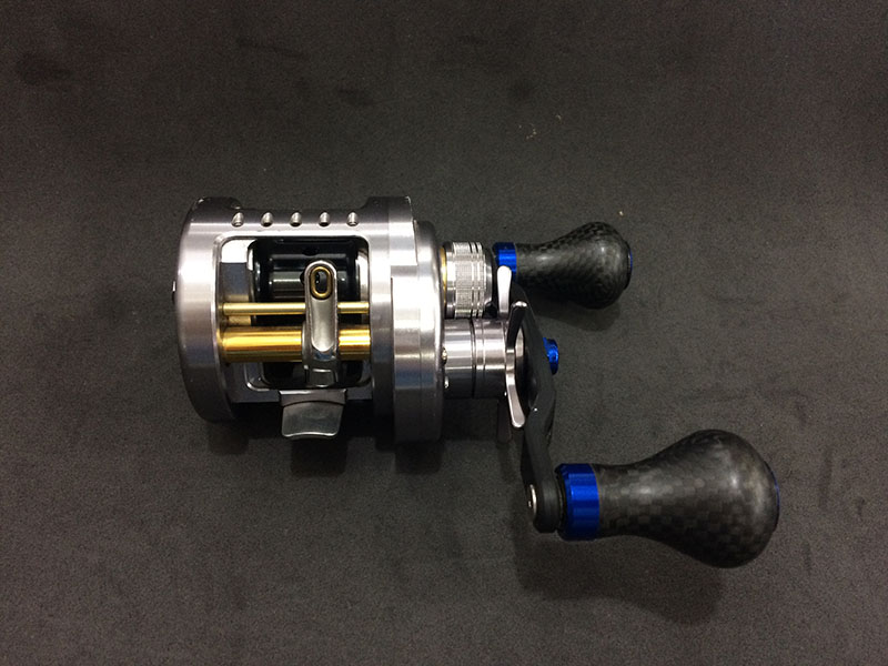 SHIMANO CALCUTTA CONQUEST 101DC (USED)
