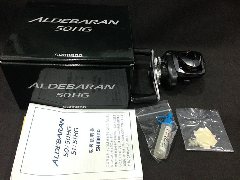SHIMANO ALDEBARAN 50 (USED)