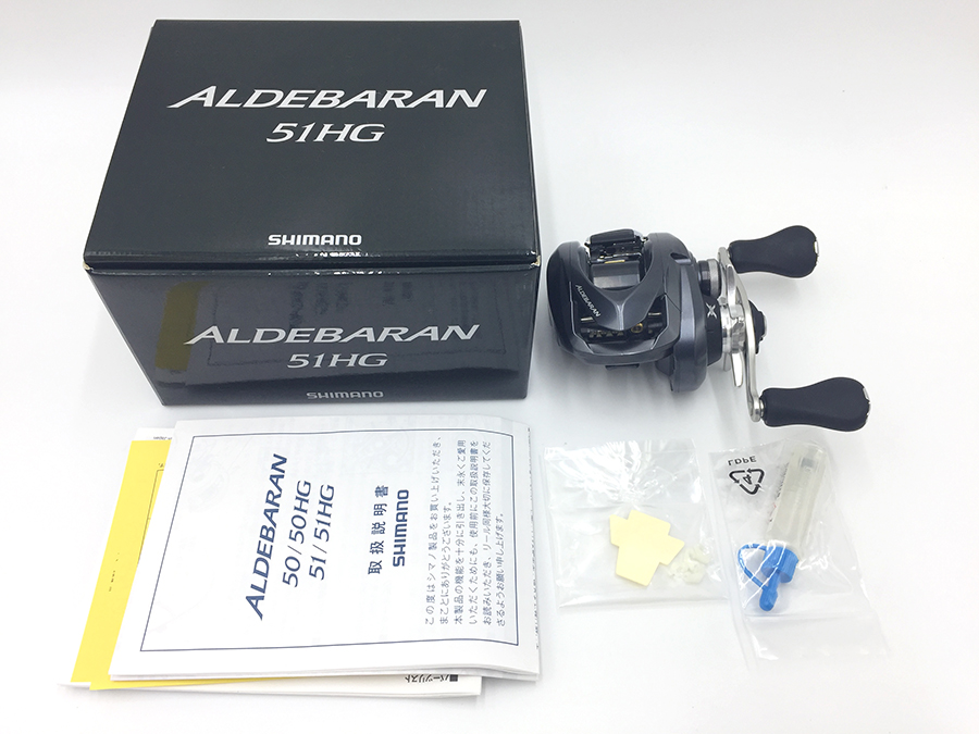 SHIMANO ALDEBARAN 51HG
