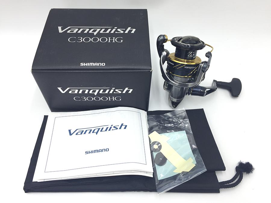 SHIMANO VANQUISH C3000HG