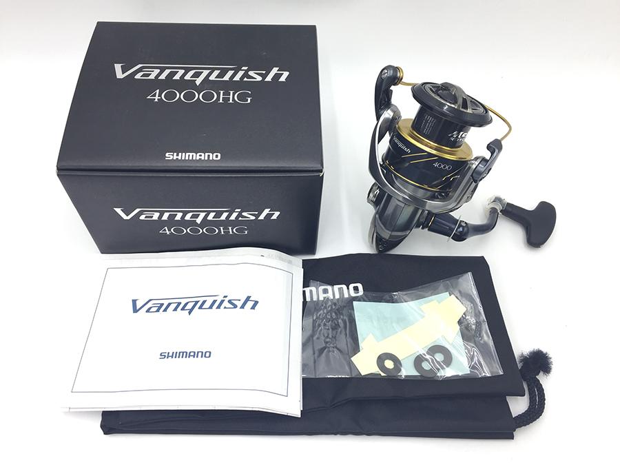 SHIMANO VANQUISH 4000HG