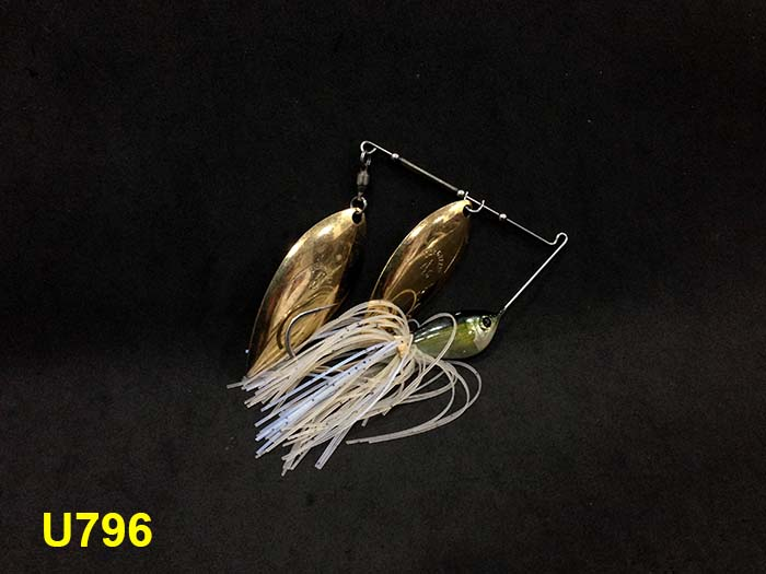 EVERGREEN SPINNERBAIT (U796)