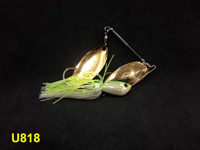EVERGREEN SPINNERBAIT (U818)